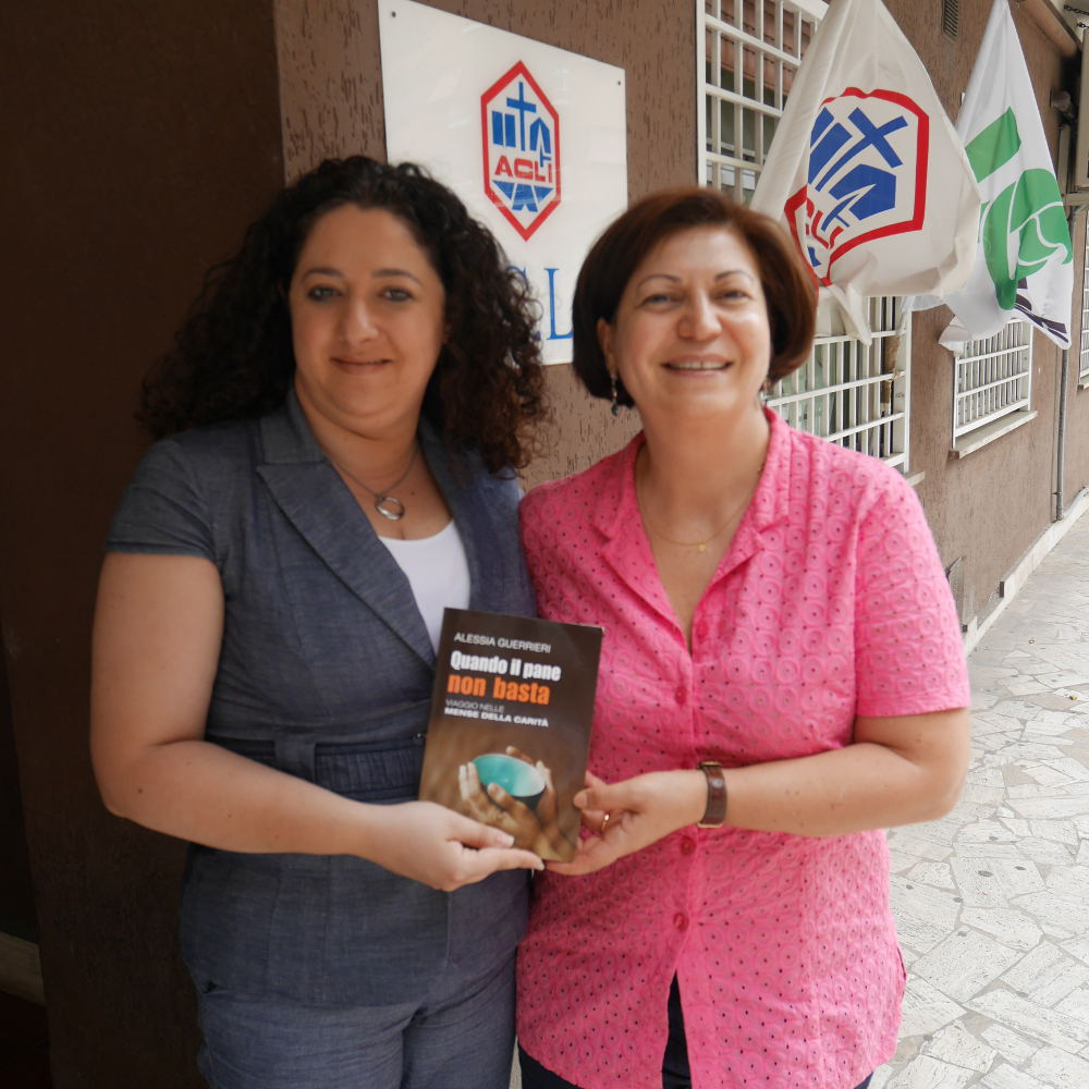 Alessia Guerrieri, giornalista e scrittrice #facciadapane (2)