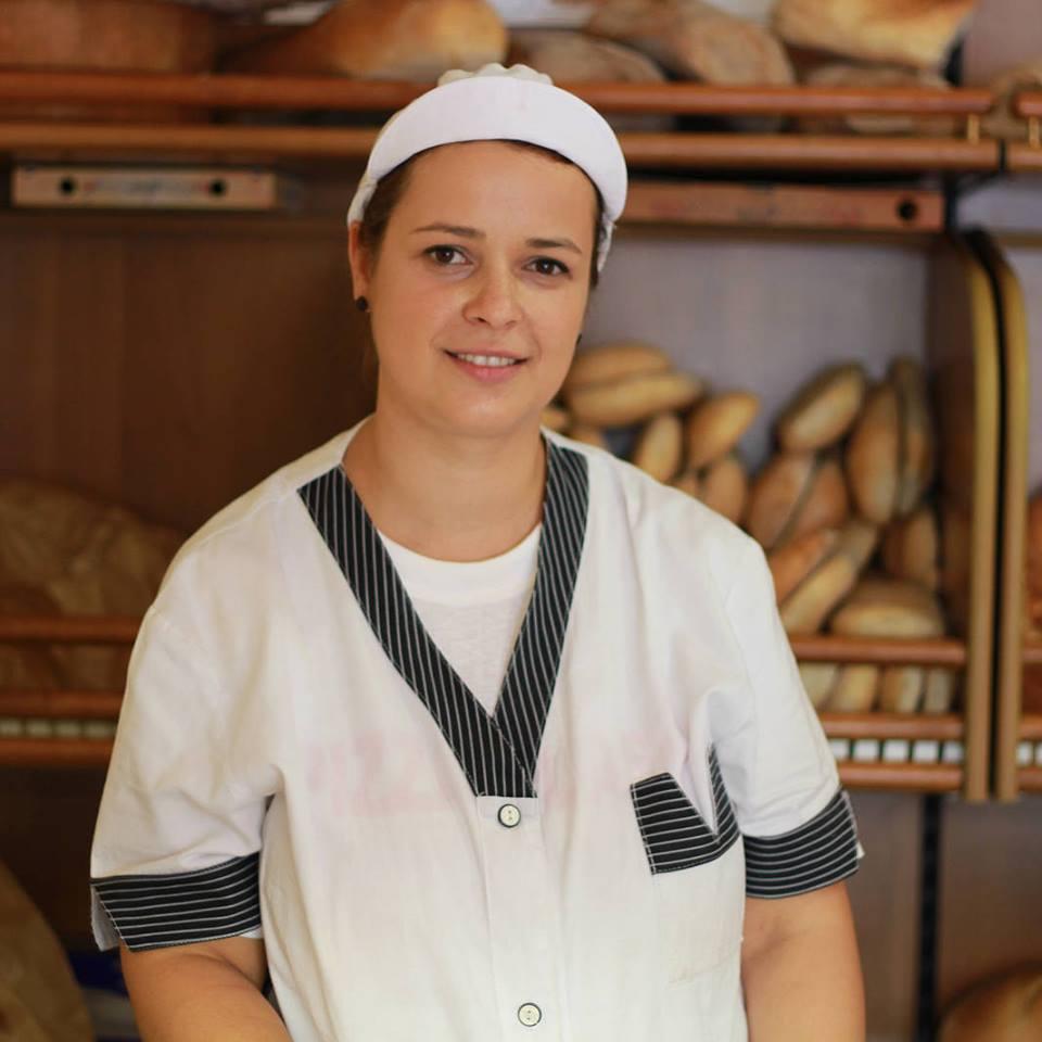 Ioanna, fornaia ed imprenditrice. #facciadapane