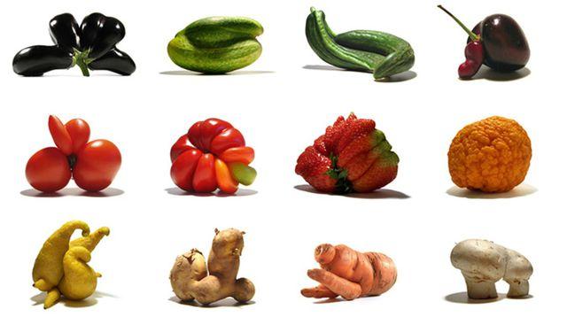 """Contro lo spreco della frutta che non è """"abbastanza bella"""": ecco cosa si fa in Europa"""