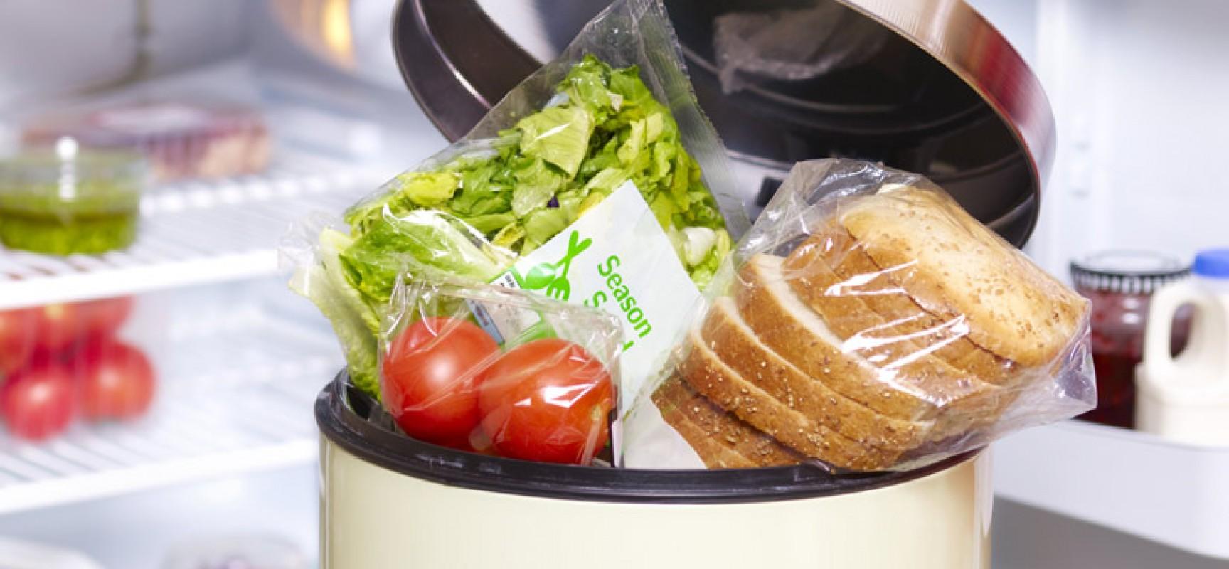 Alimentari: meno spreco alimentare, meno tasse da pagare