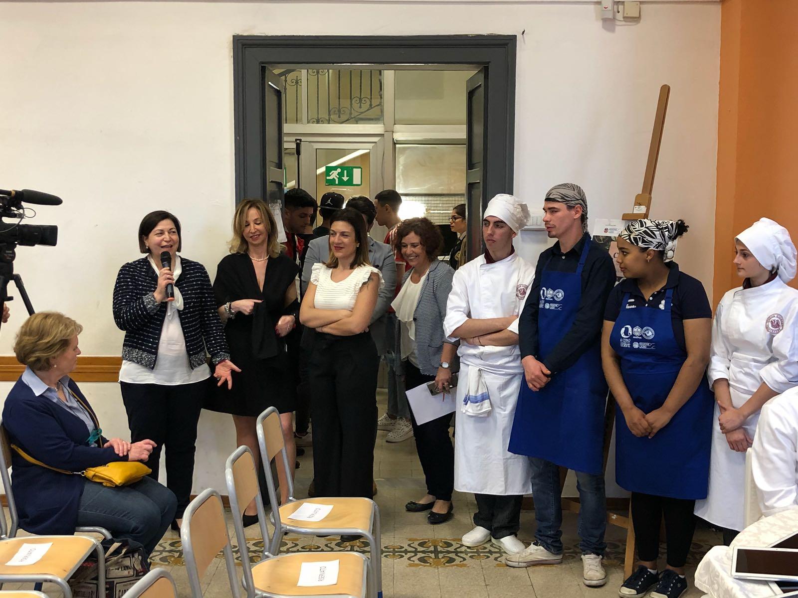Il contest culinario del Cibo che serve