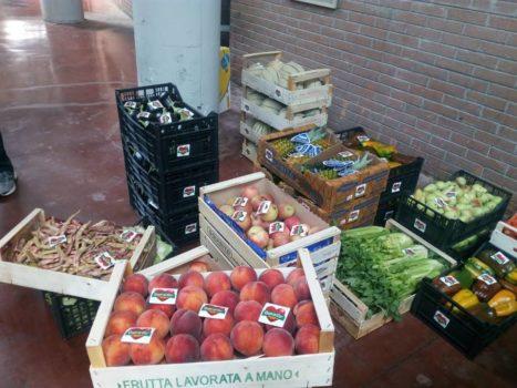 """Avvenire: """"Frutta e verdura per i poveri di Roma"""""""
