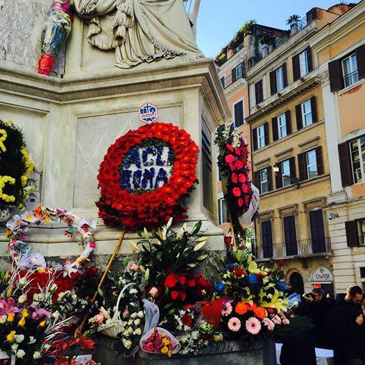 Dai nuclei delle ACLI di Roma omaggio alla Madonna Immacolata, nel segno della lotta agli sprechi alimentari