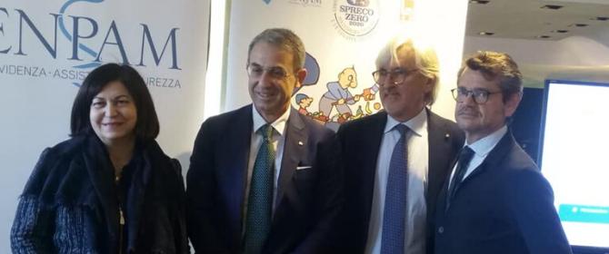 Le ACLI di Roma con l'ENPAM per la VII Giornata Nazionale di prevenzione dello spreco alimentare