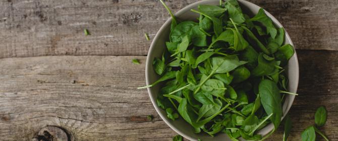 Cibo, amore e riciclo: fagottini ripieni di spinaci