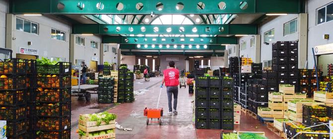 Aiutaci a combattere lo spreco alimentare