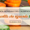 Giornata Mondiale Alimentazione: una partita che riguarda tutti noi